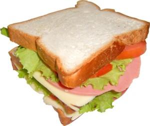 Бутерброды на работу, бюджетный вариант что брать с собой.