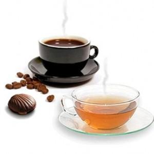 Диетические свойства кофе и чая