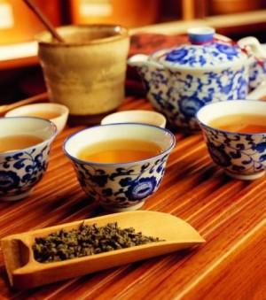 Чем отличает зеленый чай от черного
