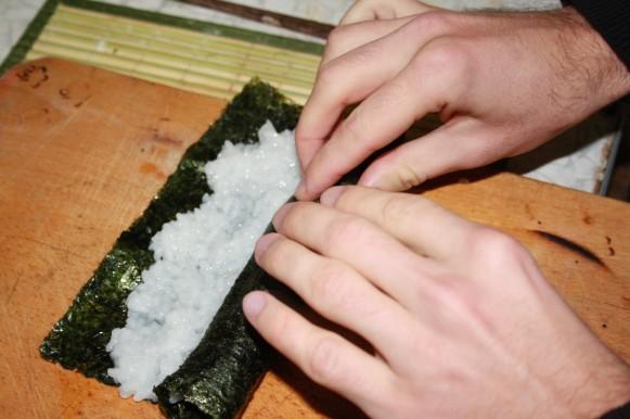 Рецепт приготовления суши в домашних условиях с фото