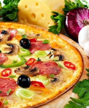 Традиционный рецепт итальянской пиццы