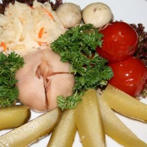 переработка свежих овощей