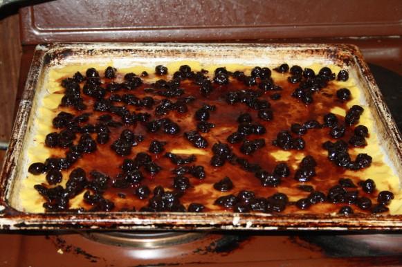 Польский пирог с вареньем. Рецепт приготовления с фото