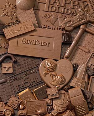 Как производится шоколад на фабрике. Рецепт