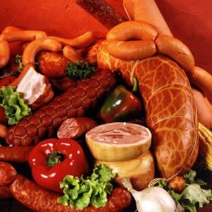 Как производится колбаса
